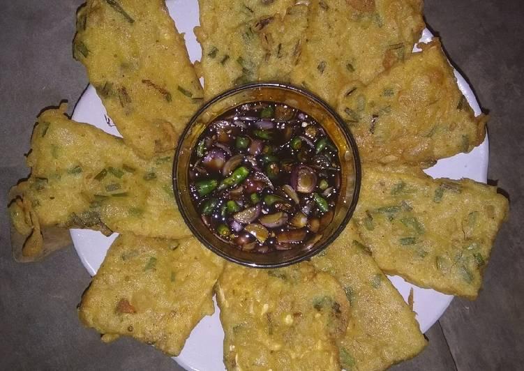 Cara membuat Mendoan khas Cirebon made by ayah Daylan lezat