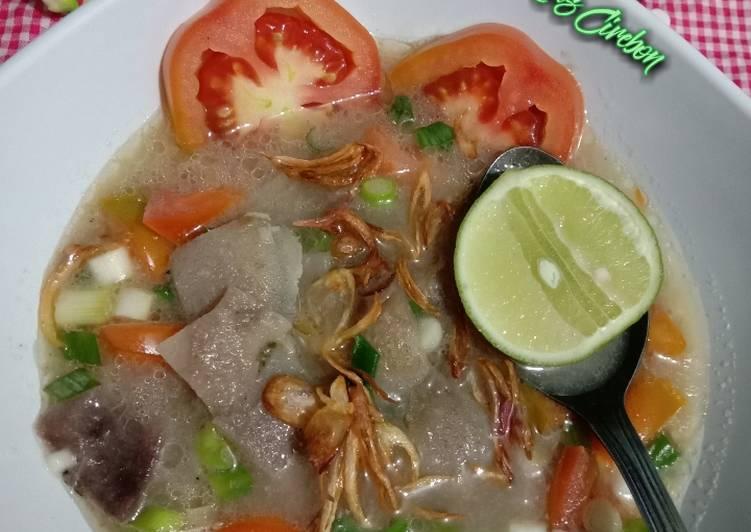 Resep: Empal Asem khas Cirebon enak
