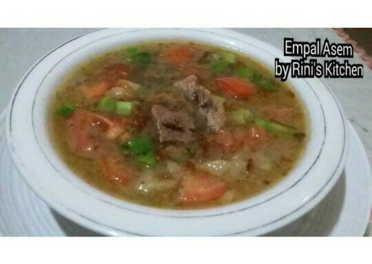 Empal Asem Khas Cirebon