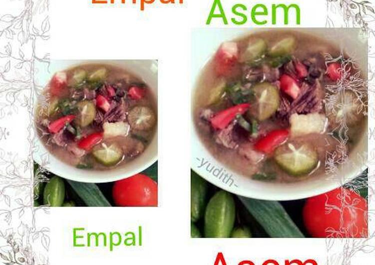 Empal Asem Cirebon