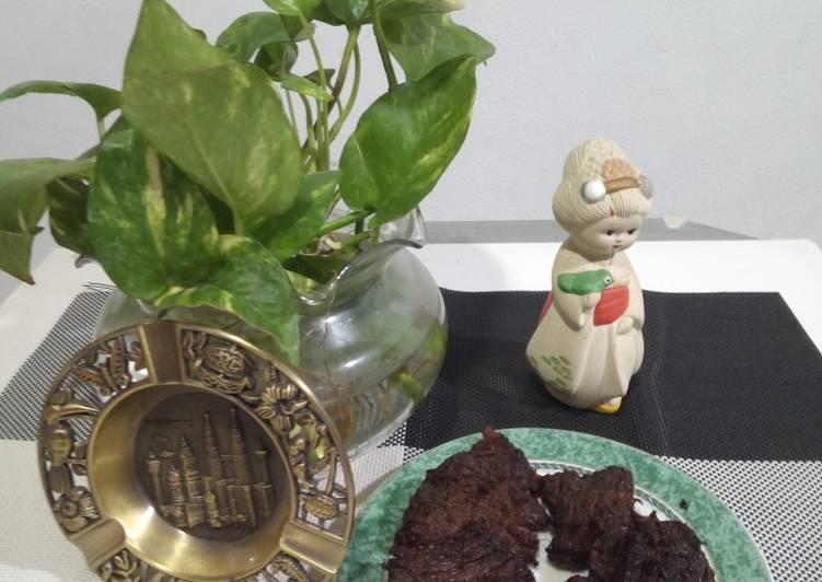 Resep memasak Empal/Daging Goreng Ala Dapur Saya 😍 yang menggugah selera
