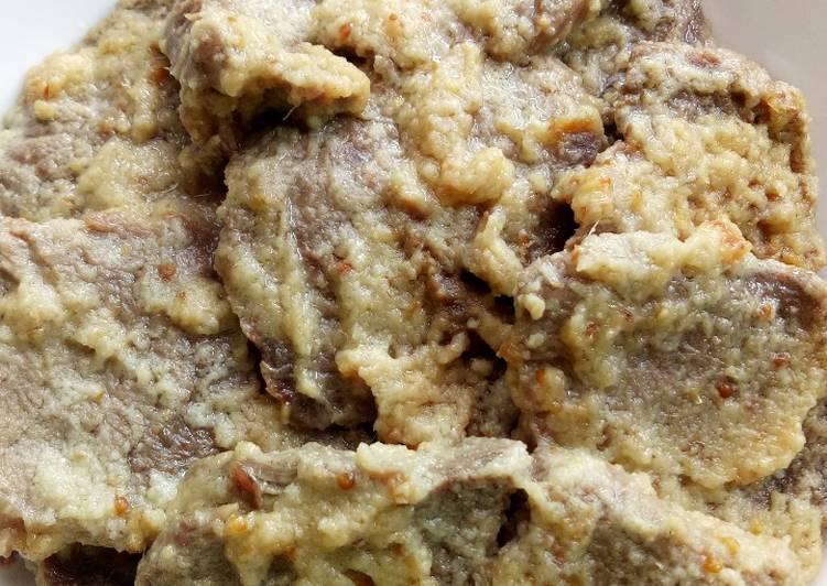 Resep: Empal Daging Sapi simpel banget ala resto