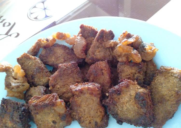 Resep: Empal daging bumbu minimalis yang bikin ketagihan
