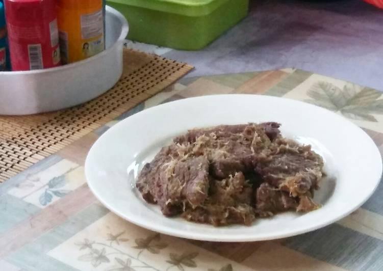 Empal Daging atau Gepuk Bandung