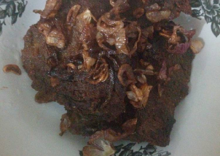 Resep: Empal goreng yang menggugah selera
