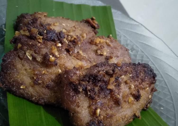 Daging Empal Goreng