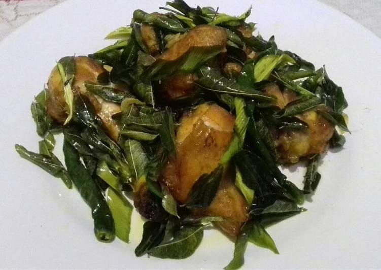 Ayam Tangkap Ungkep Aceh Praktis Maknyus