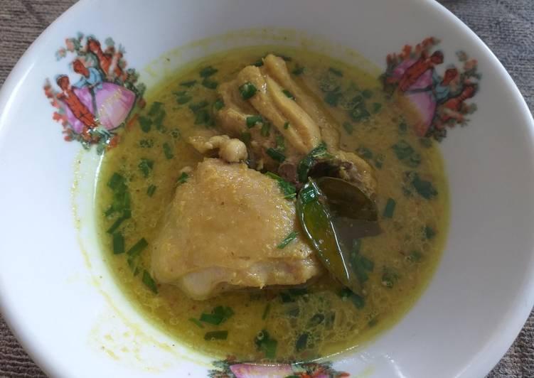 Cara Mudah memasak Ayam bumbu empal gentong lezat