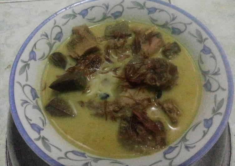 Cara memasak Empal gentong lezat
