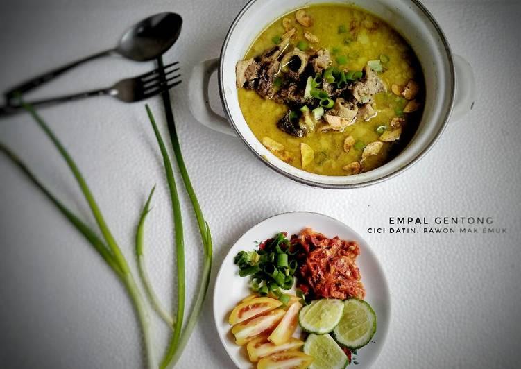 Empal Gentong