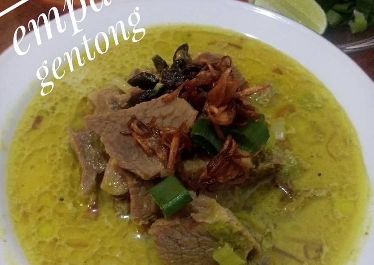 Resep memasak Empal gentong yang menggugah selera