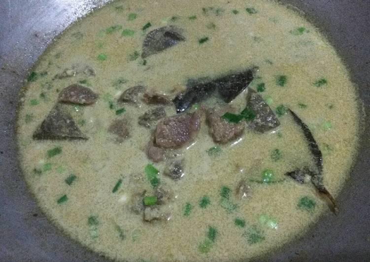 Cara membuat #KitaBerbagi (empal gentong Cirebon) lezat