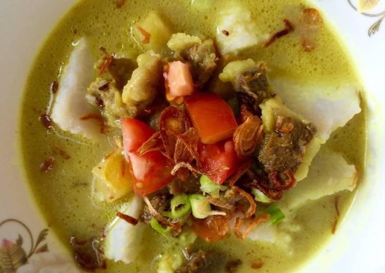 Resep mengolah Empal gentong khas Cirebon kaya rempah enak