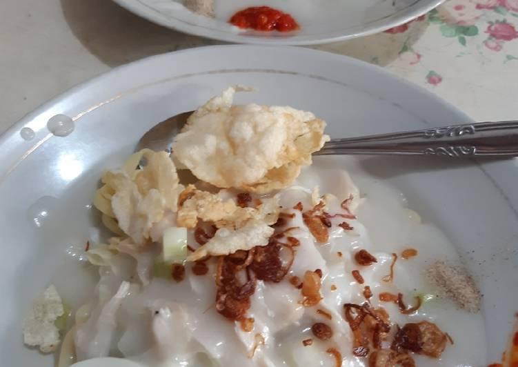 Resep memasak Mie koclok ala cirebon yang menggugah selera