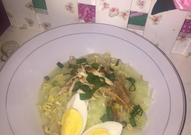 Resep memasak Mie Koclok khas Cirebon lezat