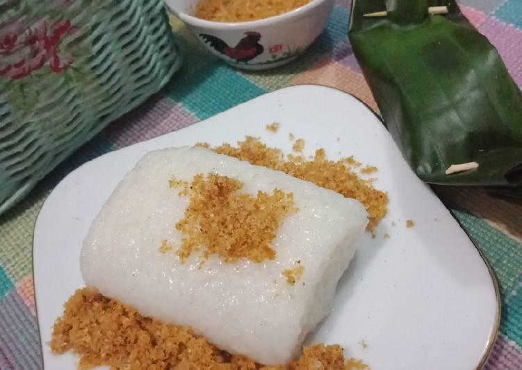 Resep: Ketan gurih khas Cirebon ala resto