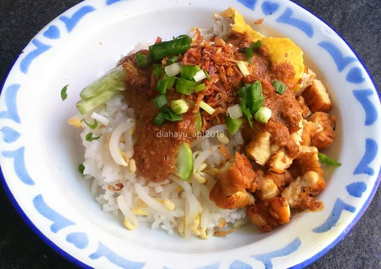 Nasi Lengko Cirebon