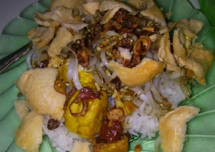 Resep: Nasi Lengko cirebon lezat