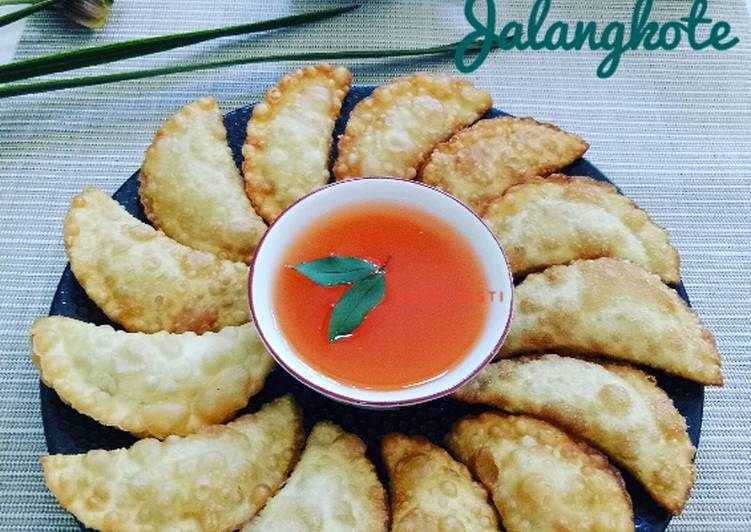 Resep memasak Jalangkote khas Bogor