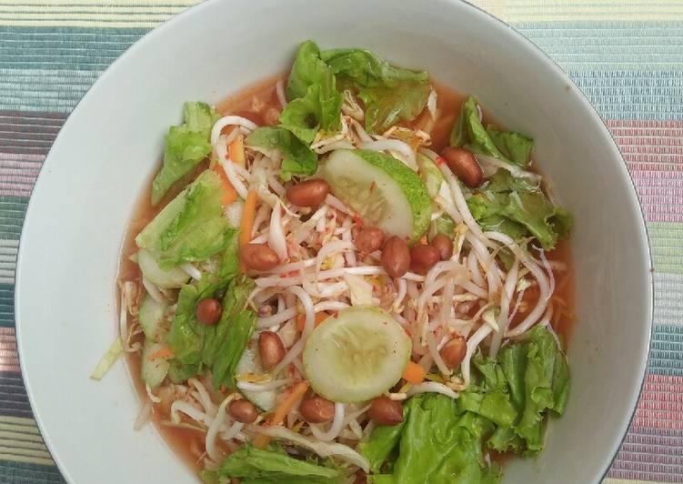 Resep: Asinan sayur Bogor yang menggugah selera