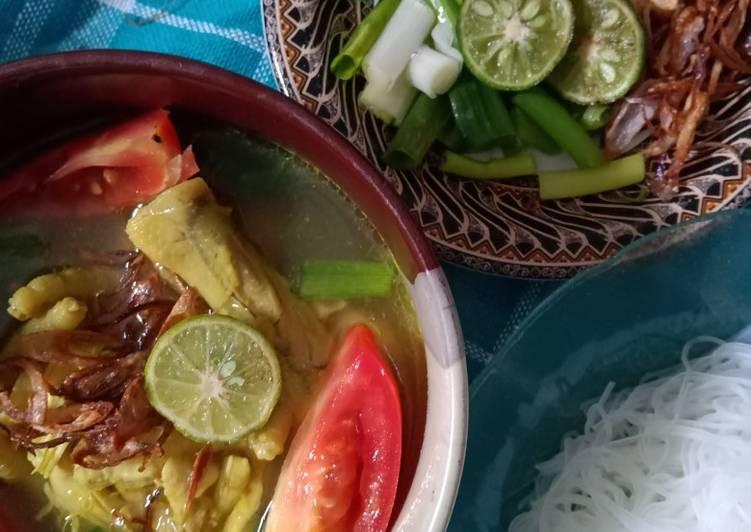 Soto Ayam (Bening) Bogor