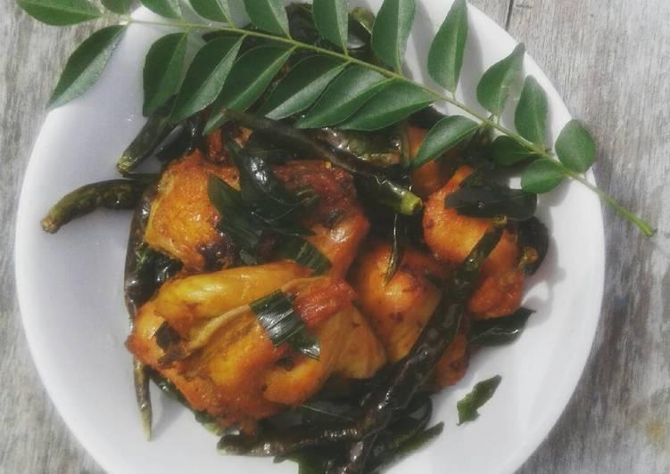 Cara memasak Ayam tangkap lezat