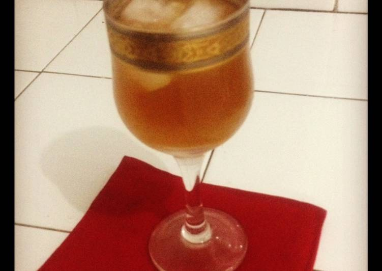 Cara Mudah mengolah Bir Penganten - tanpa alkohol lezat