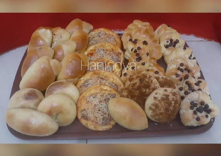 Resep: Roti Manis (unyil)