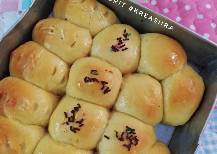 Resep: Roti Unyil Ucrit ala @ira ala resto