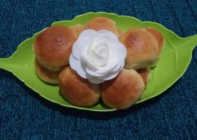 Cara membuat Roti unyil mini part 2 enak