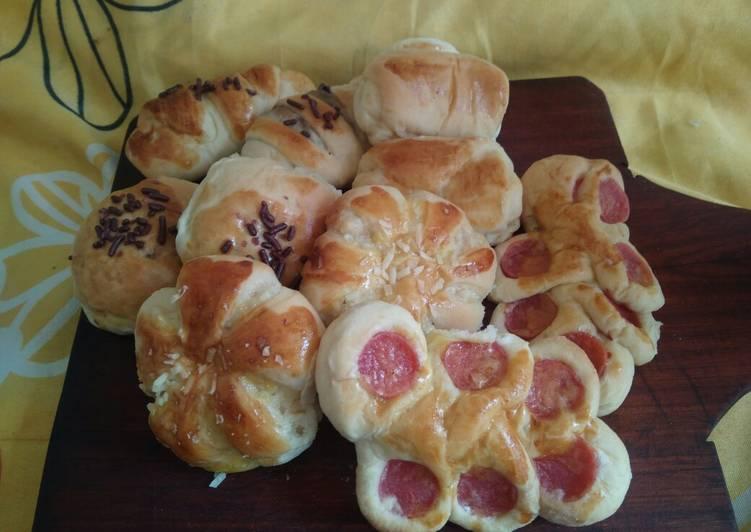 Resep mengolah Roti unyil