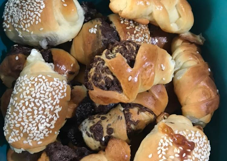 Resep: Roti unyil istimewa