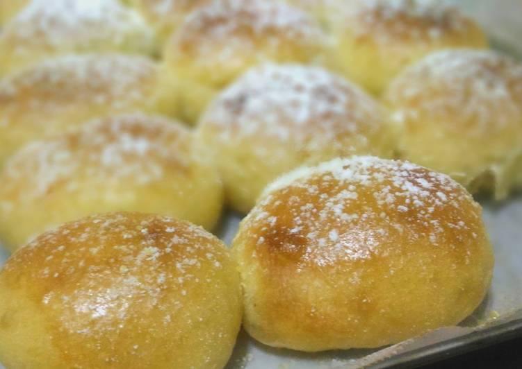 Resep: Fluffy and Moist Bread (resep roti unyil a la Tintin Rayner) yang bikin ketagihan
