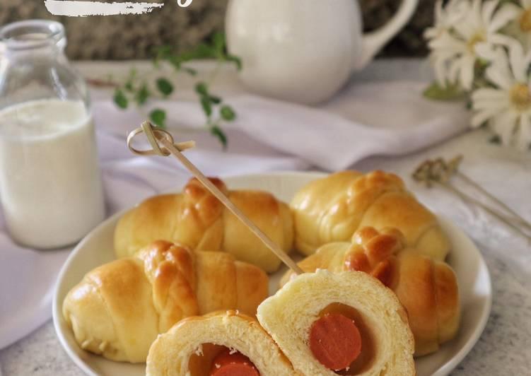 Resep: Roti Unyil yang menggugah selera