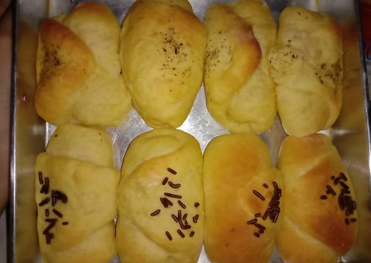 Resep membuat Roti Unyil yang bikin ketagihan
