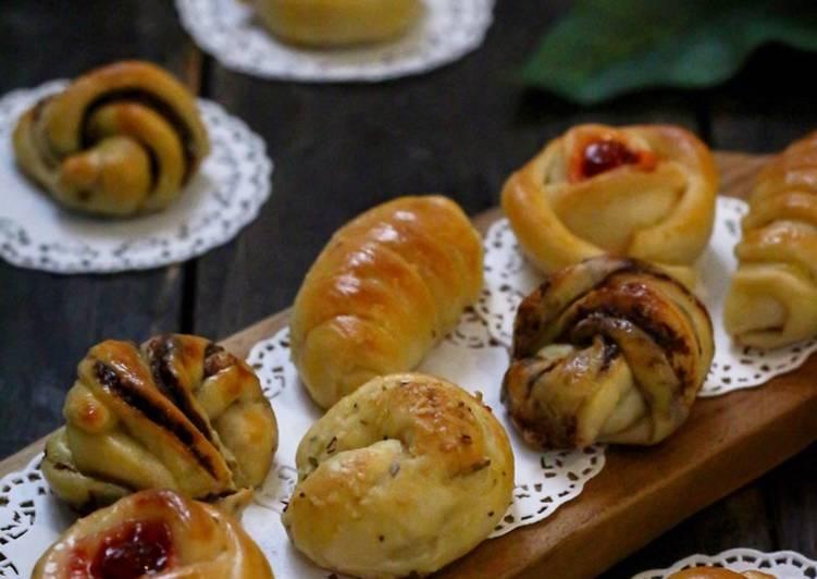 Roti Unyil (resep KSB)