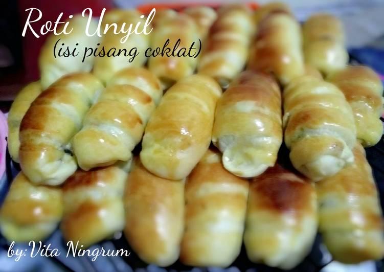 Resep: Roti Unyil resep killer soft bread yang menggugah selera
