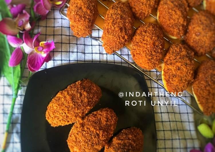 Resep mengolah Roti unyil (mini) sedap