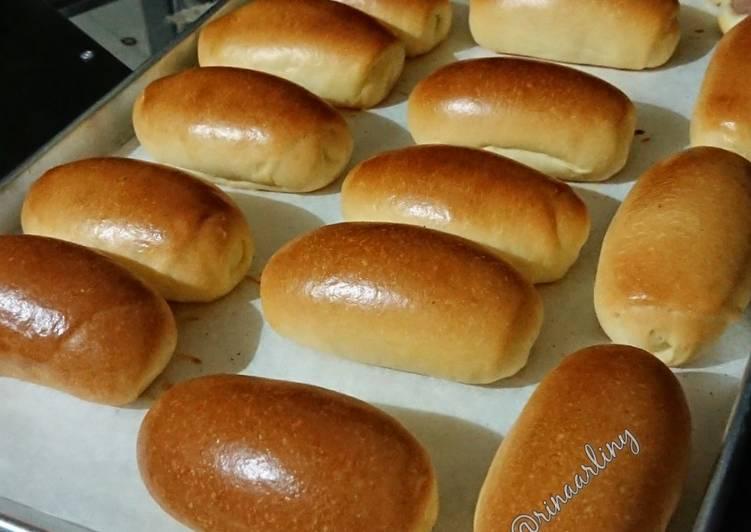 Cara Mudah membuat Roti Unyil Sosis yang bikin ketagihan