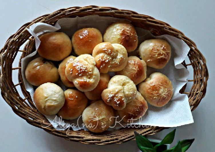 Resep mengolah Roti Unyil Hokkaido yang bikin ketagihan