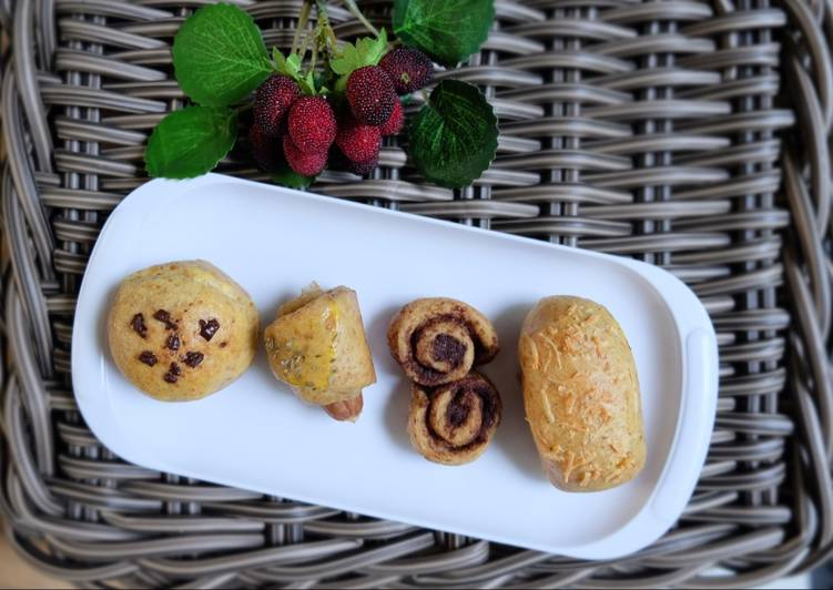 Resep: Roti Unyil Keto | #keto #ketobetic #ketopad #bikinramadhanberkesan yang menggugah selera