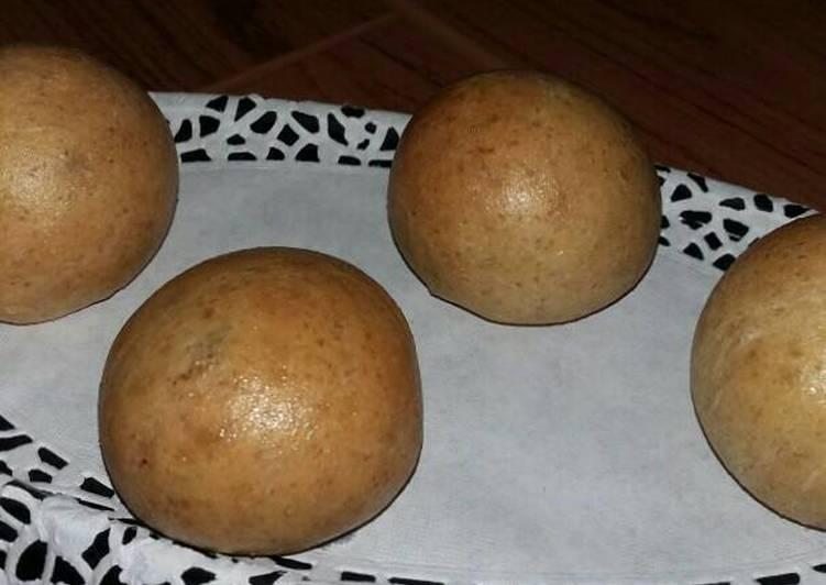 Cara membuat Roti Unyil #keto yang menggugah selera