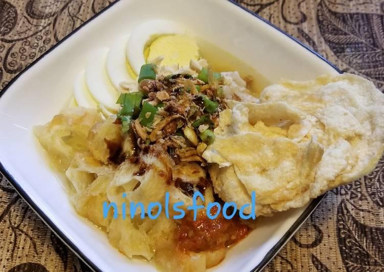 Bubur Ayam (Oat) Sukabumi