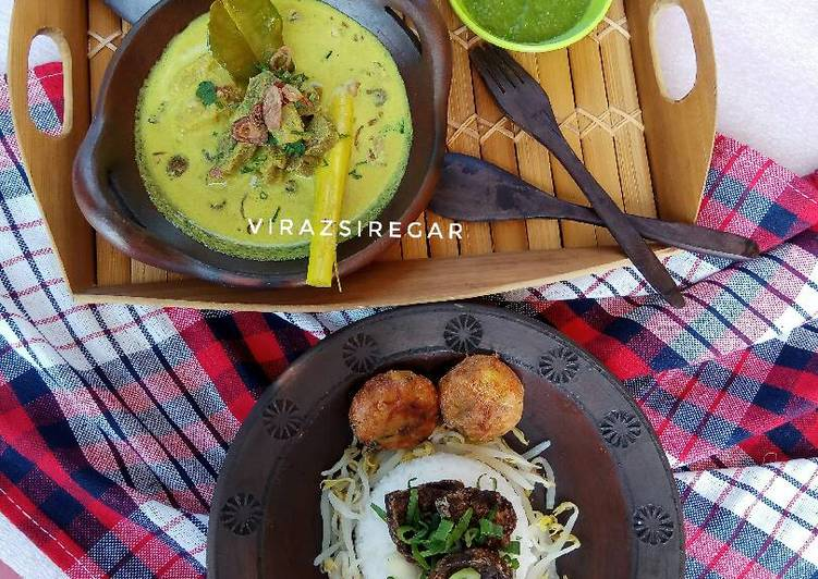 Resep: Soto Medan Asli (daging sapi) istimewa