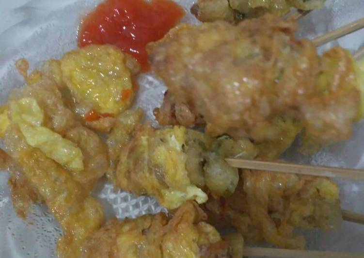 Cara Mudah memasak Teci ala Mama Rafqi ala resto