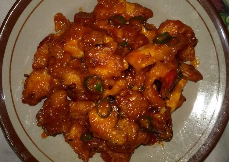 Resep membuat Ayam teriyaki ghaziya sukabumi yang menggugah selera