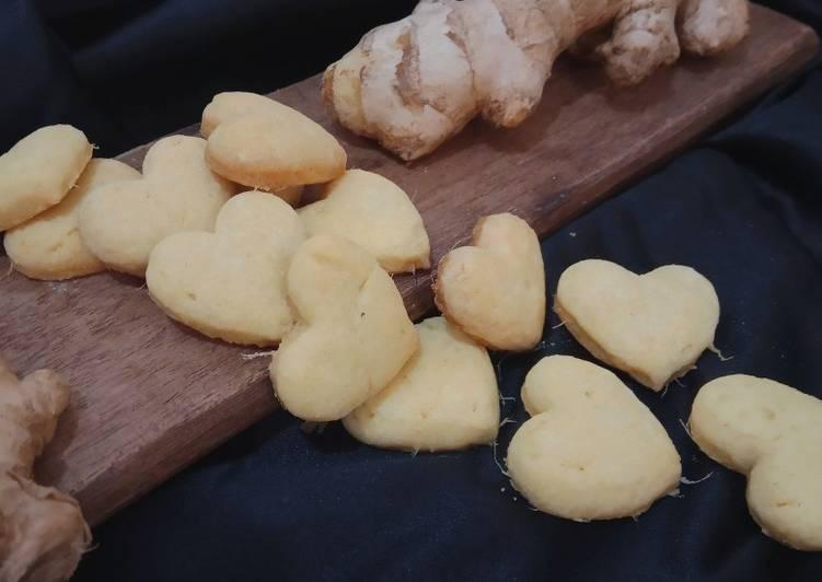 Cara Mudah memasak Kukis Jahe (Ginger Cookies) ala resto