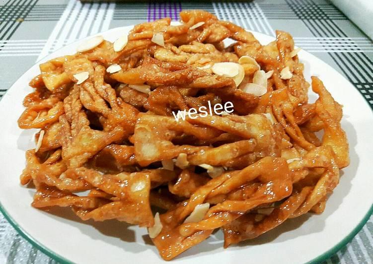 Ginger cookies korea (maejakgwa)