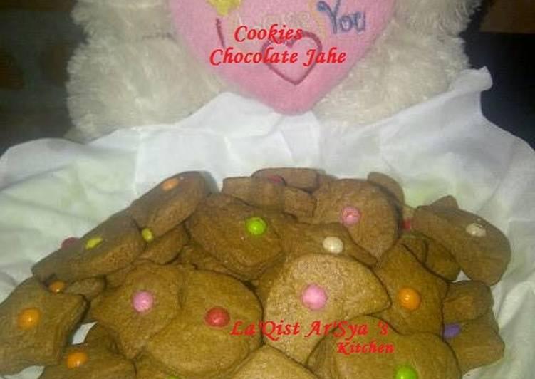 Cookies Chocolate Jahe
