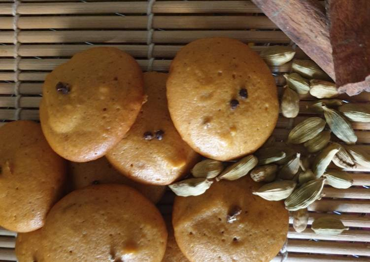 Resep: Jahe cookies / ka'ak ala resto